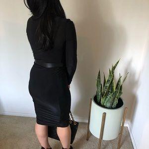 Missguided Dresses - SEXY LITTLE BLACK DRESS